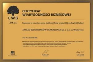 certyfikat2011small